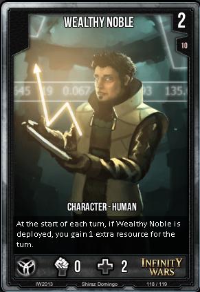 CORE- Wealthy Noble