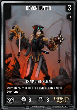 ASCENSION- Demon Hunter