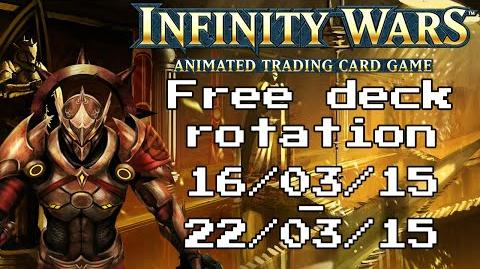 Infinity Wars - Free Deck Rotation - Episode 12 (Final?)