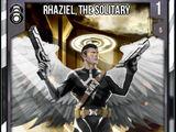 Rhaziel, the Solitary