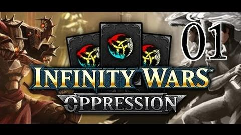 Infinity Wars Campaign Flaming Calvary