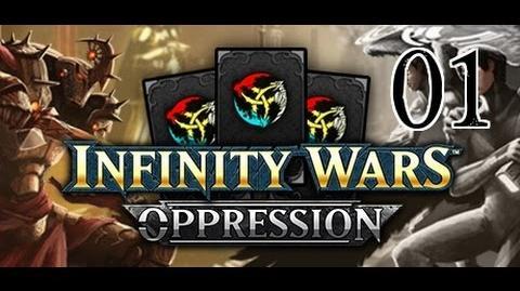Infinity Wars Campaign Flaming Calvary