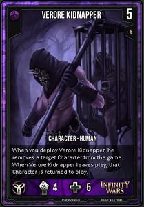 Verore Kidnapper