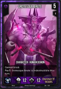 Grotesque Brute