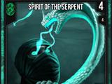 Spirit Of The Serpent