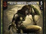 Aleta, Immortal Survivor