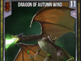 Dragon of Autumn Wind