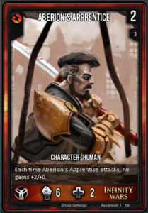 Aberion's Apprentice