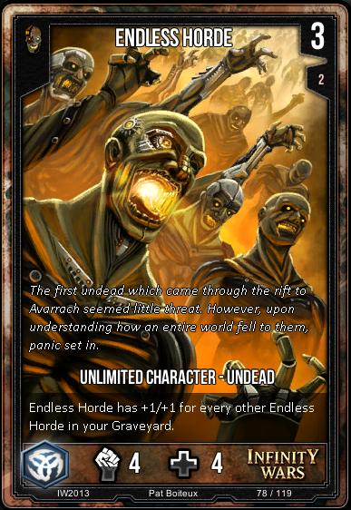 CORE- Endless Horde