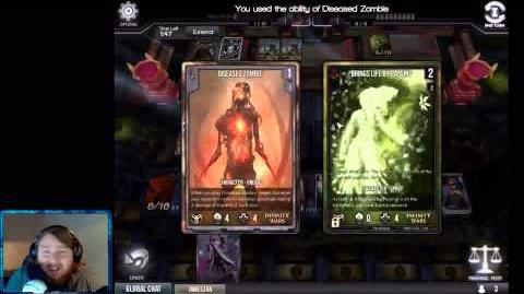 Infinity Wars Shoutcast Mik1o vs JamesZaa