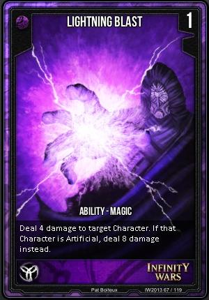 CORE- Lightning Blast
