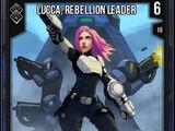 Lucca, Rebellion Leader