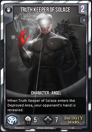 REBELLION Truth Keeper of Solace