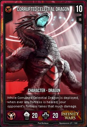 OPPRESSION- Corrupted Celestial Dragon