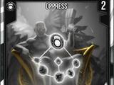 Oppress