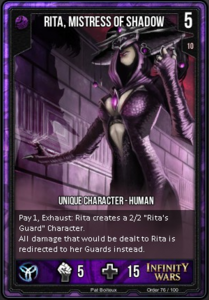 Rita, Mistress Of Shadow