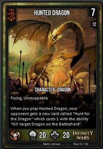 Hunted Dragon
