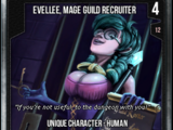 Evellee, Mage Guild Recruiter