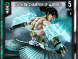 Gao Han, Champion Of Warding