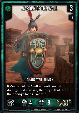 ORDER- Warden Of The Wall