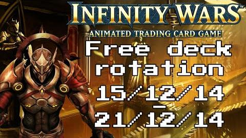 Infinity Wars - Free Deck Rotation - Episode 3