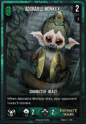 ORDER- Adorable Monkey
