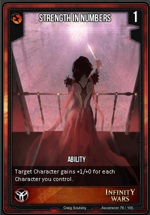 ASCENSION- Strength In Numbers