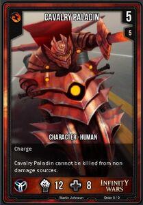 Cavalry Paladin