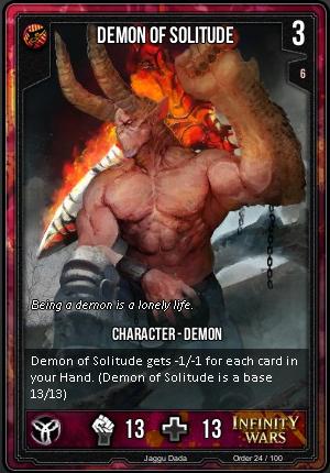 ORDER- Demon Of Solitude