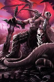 ORDER-King Devil