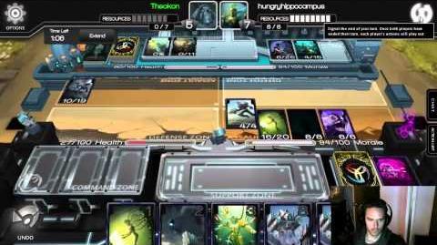 Infinity Wars Genesis Industries and Cult of Verore Deck Ranked