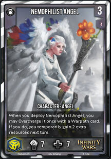 Nemophilist Angel