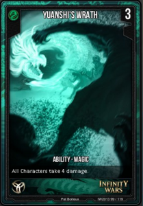 Yuanshi's Wrath
