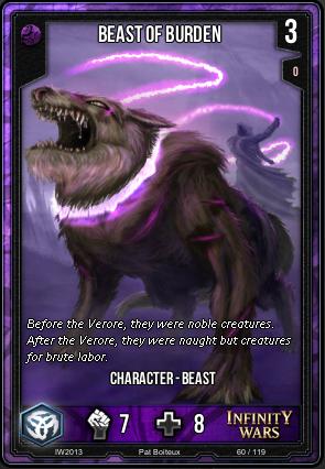 CORE- Beast Of Burden