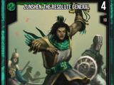 Zunshen, The Resolute General