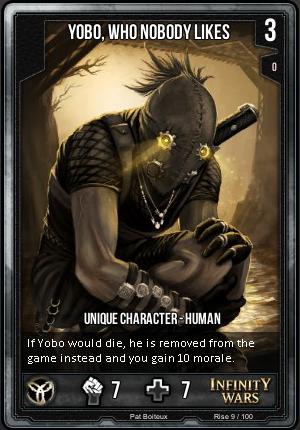 RISE- Yobo, Who Nobody Likes