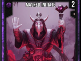 Masked Initiate
