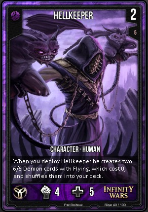 RISE- Hellkeeper