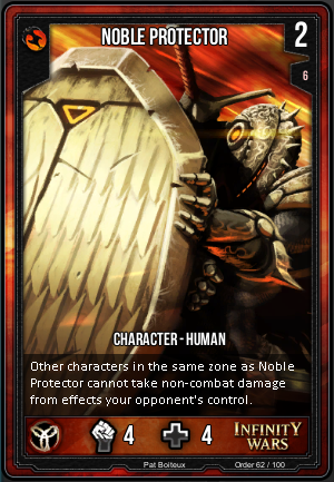 ORDER- Noble Protector