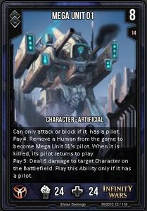 Mega Unit 01