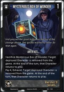 Mysterious Box Of Wonder