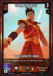 Tullio, the Duelist