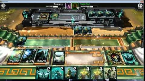 Infinity Wars August 2013 Basic Gameplay Tutorial