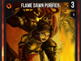 Flame Dawn Purifier