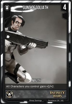 ASCENSION- Guns Of Goliath