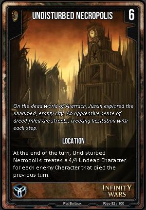 RISE- Undisturbed Necropolis