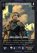 Orion, Master Engineer