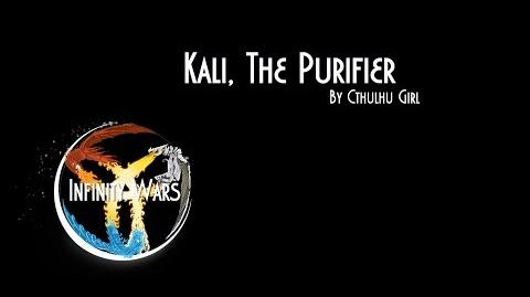 Kali, The Purifier