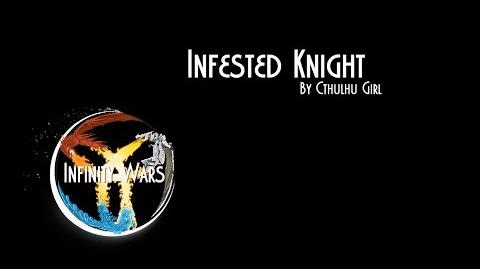 Card Analysis Infested Knight