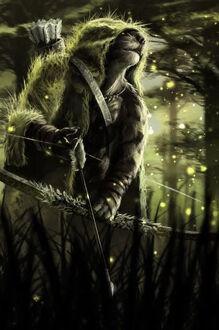 ORDER-Prowling Hunter